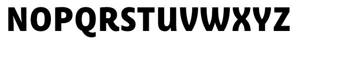 Ayita Pro Black Font UPPERCASE