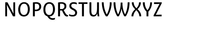 Ayita Pro Regular Font UPPERCASE