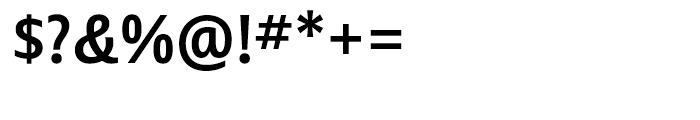 Ayita Pro SemiBold Font OTHER CHARS