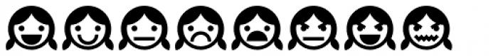 Ayi Dingbats Emoji Font OTHER CHARS