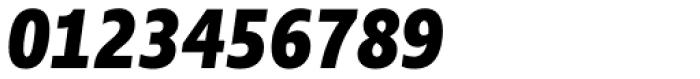 Ayita Pro Black Italic Font OTHER CHARS