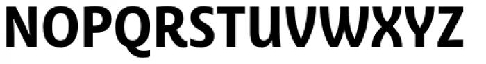 Ayita Pro Bold Font UPPERCASE