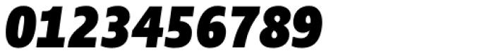 Ayita Pro Fat Italic Font OTHER CHARS