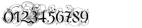 Ayres Royal Font OTHER CHARS