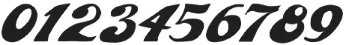 AZ Hobie Italic otf (400) Font OTHER CHARS