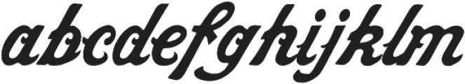AZ Indian Regular otf (400) Font LOWERCASE