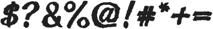 AZ Script ttf (400) Font OTHER CHARS