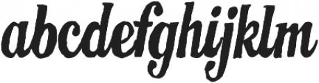 AZ Ultra Italic otf (900) Font LOWERCASE