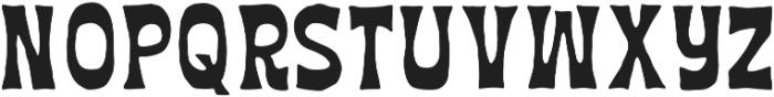 AZ Union ttf (400) Font UPPERCASE