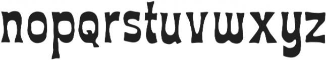 AZ Union ttf (400) Font LOWERCASE