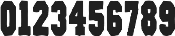 AZ Varsity Regular otf (400) Font OTHER CHARS