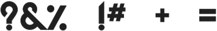 AZEDOfull Regular otf (400) Font OTHER CHARS
