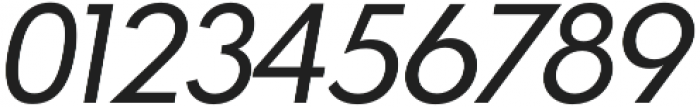 Azur NormalItalic otf (400) Font OTHER CHARS