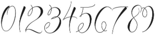 Azurra Script Regular otf (400) Font OTHER CHARS