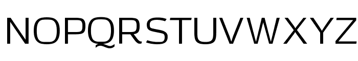 Azoft Sans Font LOWERCASE