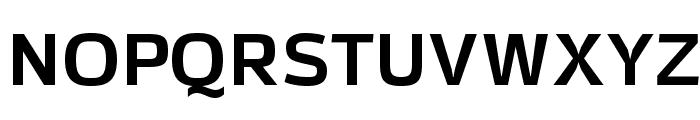 AzoftSans-Bold Font UPPERCASE