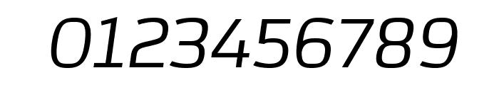 AzoftSans-Italic Font OTHER CHARS