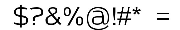 AzoftSans Font OTHER CHARS