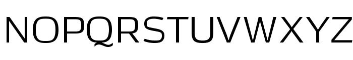 AzoftSans Font UPPERCASE