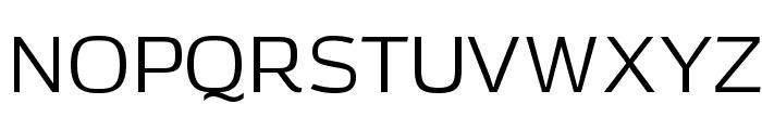 AzoftSans Font LOWERCASE