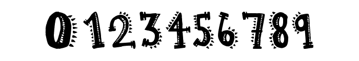 Aztec Hipster Font OTHER CHARS