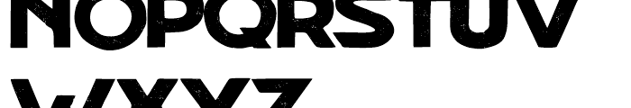 AZ Audiotape Font UPPERCASE