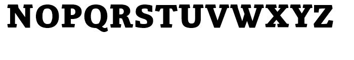 Azania Extra Bold SC Font UPPERCASE