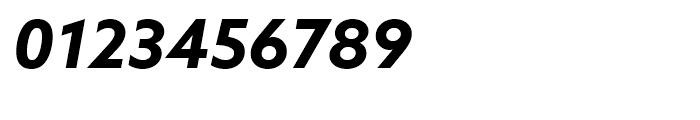 Azo Sans Bold Italic Font OTHER CHARS