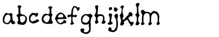 AZ Brand Font LOWERCASE