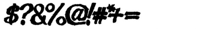 AZ Script Font OTHER CHARS