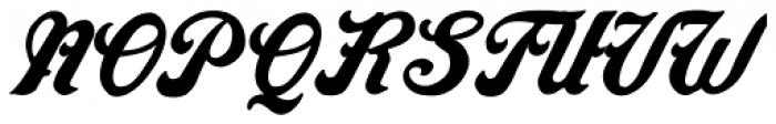 AZIndian Font UPPERCASE