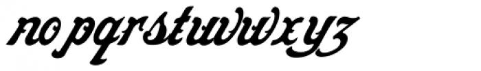 AZIndian Font LOWERCASE