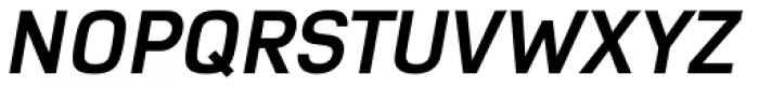 Azbuka Pro Bold Italic Font UPPERCASE