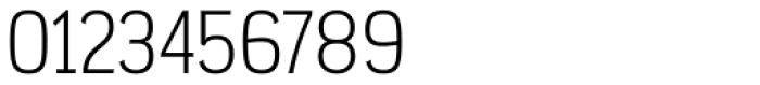 Azbuka Pro Condensed Light Font OTHER CHARS