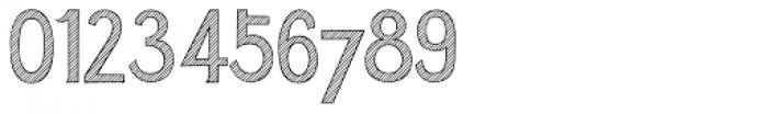 Azebra Font OTHER CHARS