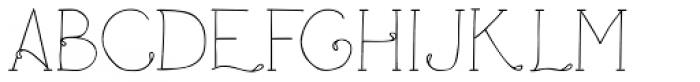 Azoe Font LOWERCASE
