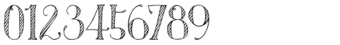 Azola Za Cursive Font OTHER CHARS