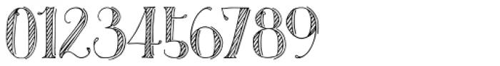 Azola Za Shadow Font OTHER CHARS