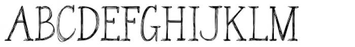 Azsion Font UPPERCASE
