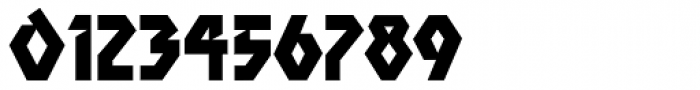 Aztech Clunk Font OTHER CHARS