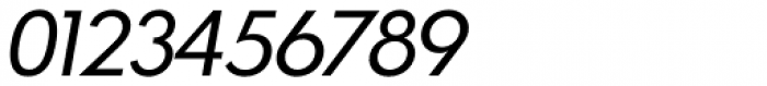 Azur Normal Italic Font OTHER CHARS