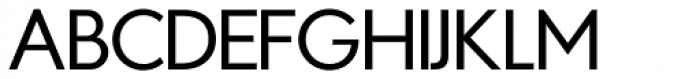 Azur Normal Font UPPERCASE