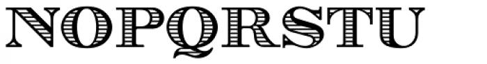 Azuree ND Font LOWERCASE