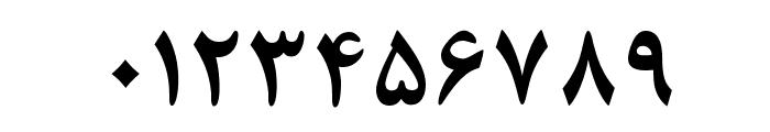 B Nazanin Bold Font OTHER CHARS