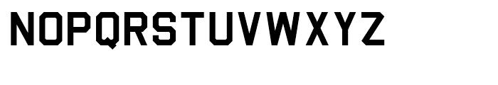 B-52 Regular Font UPPERCASE