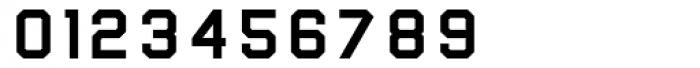 B-52-Regular Font OTHER CHARS