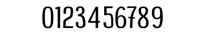 B20 Sans Font OTHER CHARS