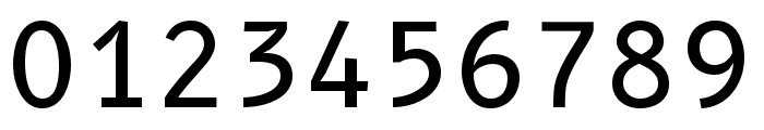 B612 Regular Font OTHER CHARS