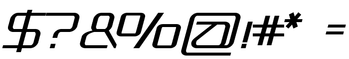 BabyloniaBold Font OTHER CHARS