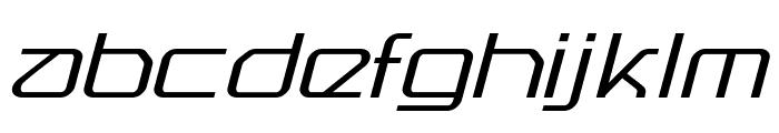 BabyloniaBold Font LOWERCASE